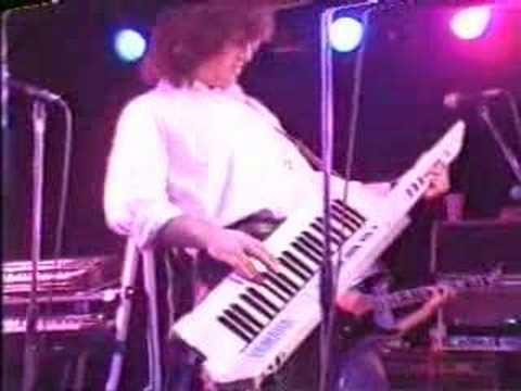 "Jeff Lorber PCH / Live in Tokyo ""Bravas Club"" 1987"