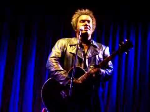 "Jeffrey Gaines ""Without You"" Canal Room NYC"