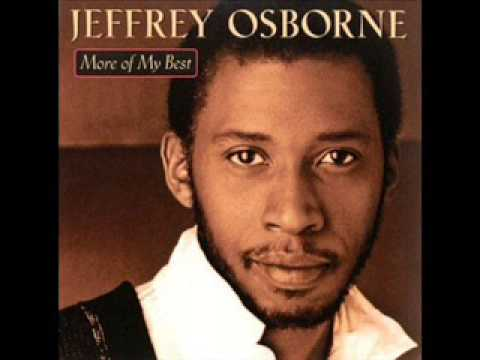RARE Jeffrey Osborne First TIme I saw your Face