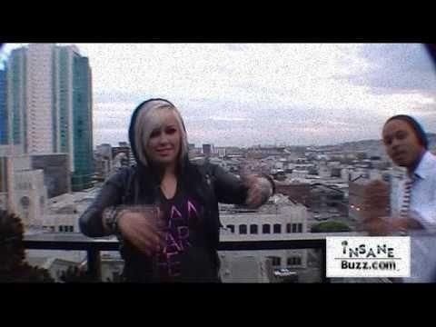 InsaneBuzz.com : Official Chloe Hawkins Interview Pt. 1 : GlamStarLife San Francisco...