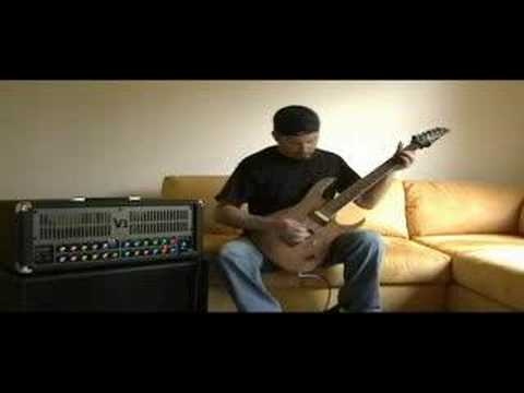 Carvin V3 amp demo 2 by Wayde Cooper