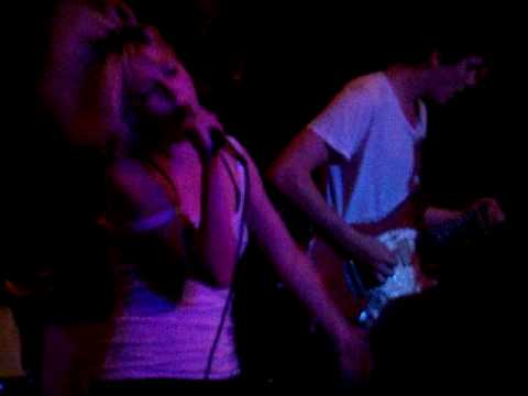 Jemina Pearl - I Hate People @ National Mechanics 8/24/09