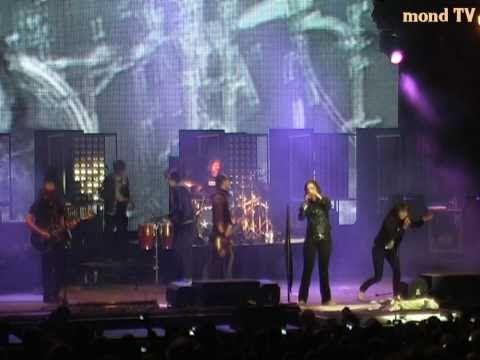 SILBERMOND & JENIX - Dance With Somebody (Mando Diao-Cover live@Kamenz 2010) [HD]