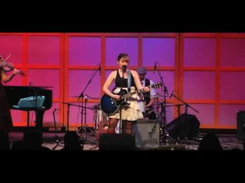 """Jenn Grant - """"White Horses"""" Live at Glenn Gould Theatre"""