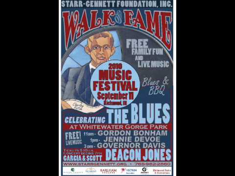 2010 Gennett Music Festival Celebrates Blues and BBQ