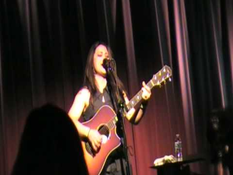 Jennifer Knapp-Undo Me-City Winery