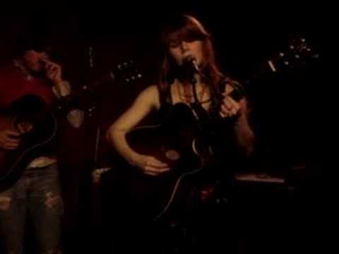 jenny lewis at the hotel cafe melt your heart