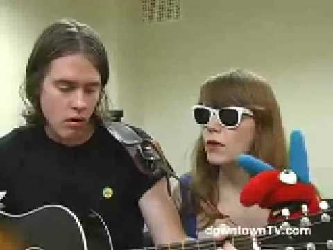 Jenny Lewis and Johnathan Rice - Carpetbaggers (Acoustic)