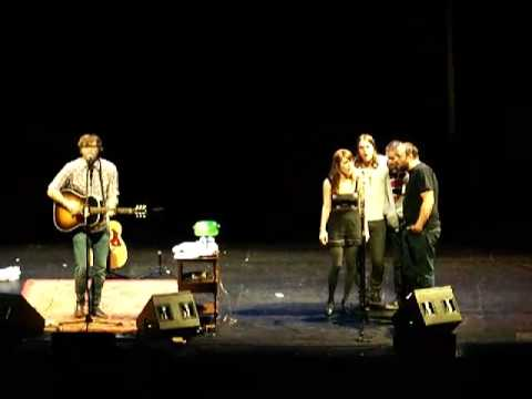 "Ben Gibbard ""Nothing Better/Such Great Heights"" Jenny Lewis"