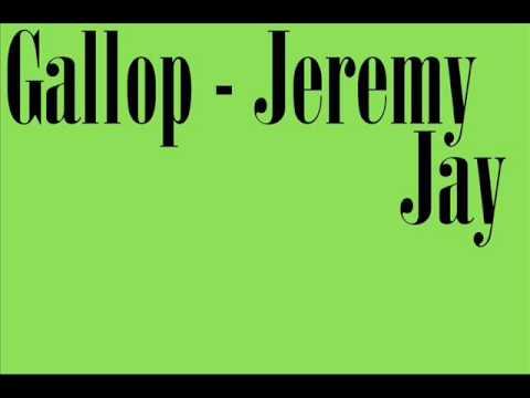 jeremy jay - gallop
