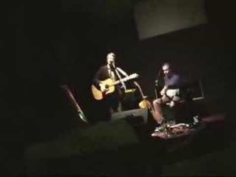 Jeremy Messersmith Performs Novocain at the 331 Club