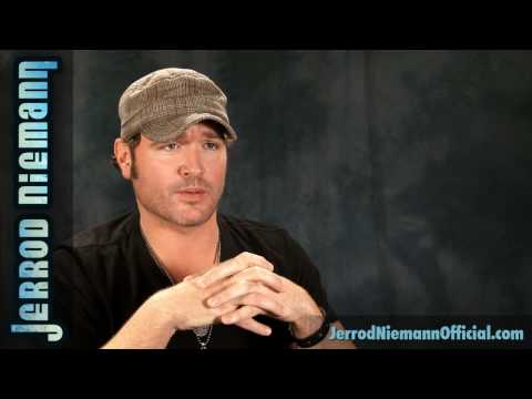 "Jerrod Niemann - ""Lover, Lover"" - Interview"