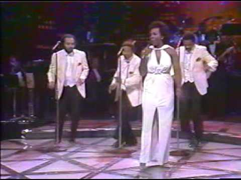 "Gladys Knight & The Pips ""I Heard It Through The Grapevine"" (1983)"