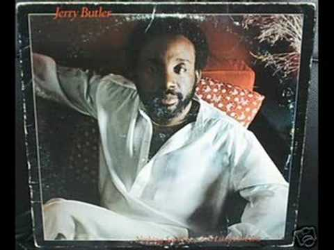 JERRY BUTLER - COOLING OUT