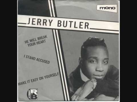 Jerry Butler I Stand Accused