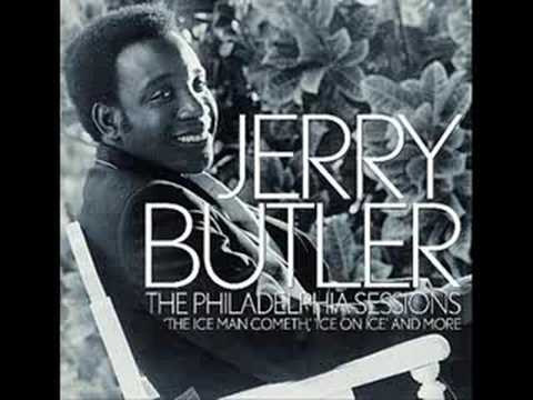 Jerry Butler- Just Because I Love You
