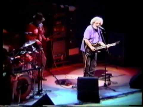 "Jerry Garcia Band ""Wonderful World"" 11-18-93 Richmond,VA"