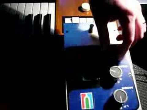 Mutron clavinet funk bootsy stevie wonder jerry garcia grateful dead Superstition higher ground