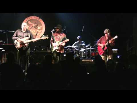 George Porter Jr, Billy Iuso, CR Gruver - Sugaree (Grateful Dead cover) 12/26/10 (HD)