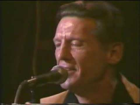 Jerry Lee Lewis - Me and Bobby McGee