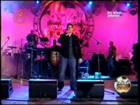 Jerry Rivera - Amores Como El Nuestro `Mundial De La SalSa 2008
