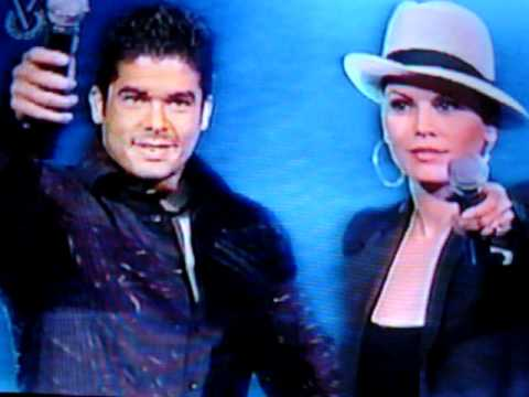 Olga Ta��n y Jerry Rivera