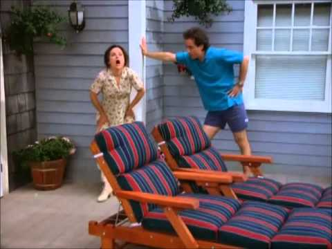 Seinfeld S05E21 The Hamptons - Jerry and Elaine finally get to see THE BABY