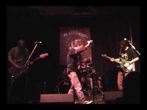 Dawes & Prescott - Gyrocactus (Crossroads 3/29/09)