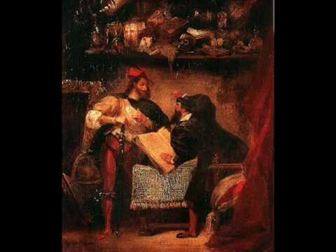 Liszt: Faust-Simphonie - 1. Faust (3/4)