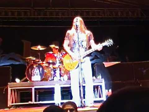 JACKYL, Jesse James Dupree, I STAND ALONE, Awesome Biker Nights