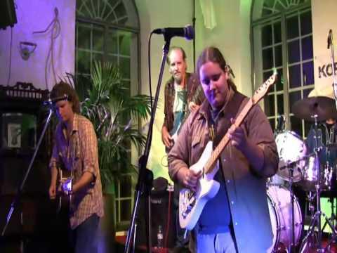 Rancho Deluxe jam with Fabio Nettekoven live@ Kornbrennerei Broeleck