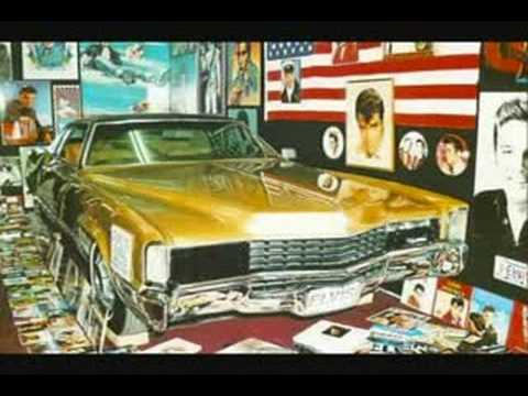 Jesse Winchester -- Just Like New (Elvis and his Caddies)