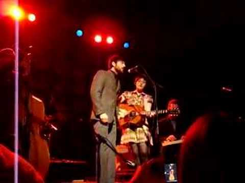 """For Today""- Jessica Lea Mayfield with Scott Avett 5/10/2008"