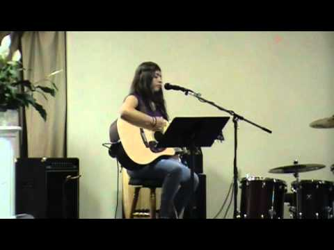 How He Loves-Kim Walker/Jesus Culture Cover By Carli