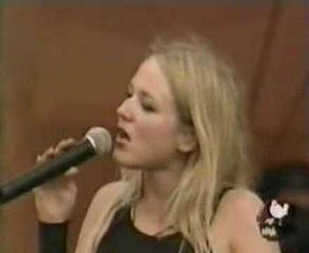 Jewel - You Were Meant For Me (Live) - Woodstock 99