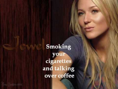 Jewel - Foolish Games (Lyrics)