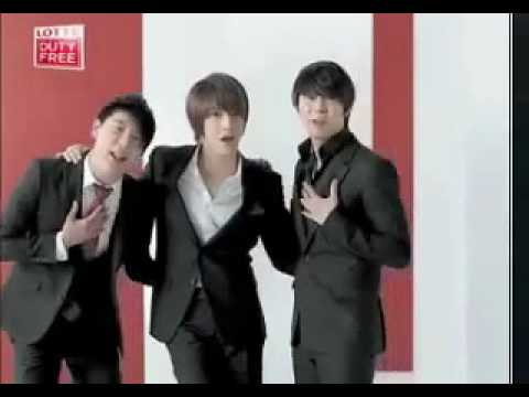 Lotte Duty Free - So I`m Loving You Full
