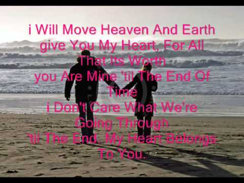 My Heart Belongs To You - Peabo Bryson & Jim Brickman lyrics