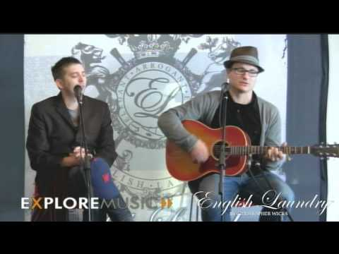 Jim Bryson and John Samson perform Metal Girls at ExploreMusic