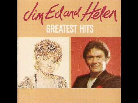 Jim Ed Brown & Helen Cornelius - I Don`t Want To Have To Marry You