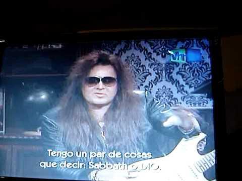That metal show - Yngwie Malmsteen sub español parte 3