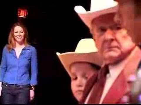 Jim Lauderdale & Ralph Stanley, `She`s Looking At Me` video