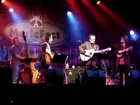 Elvis Costello & Jim Lauderdale - Merlefest 2007
