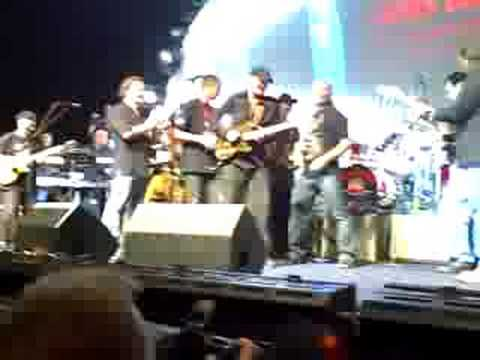 James Burton 2008 Grand Finale Johnny B Goode