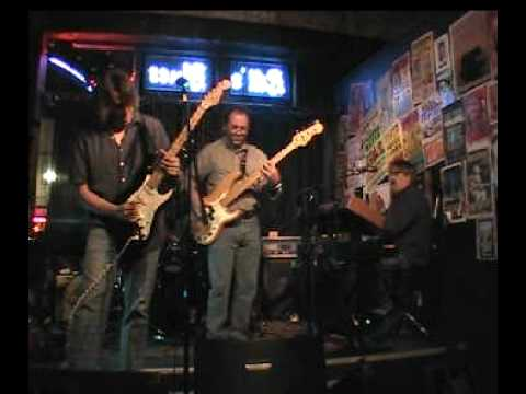 Louie Zagoras Band at Bill`s Blues - Shipwreck