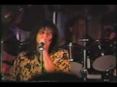 IT`S ONLY LOVE - Target Live 1989