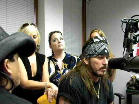 jimmie van zant band on Rev IT Up and Ride ESPN 1560 - 1.AVI