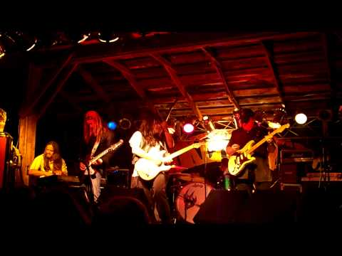 The Jimmie Van Zant Band live at Sturgis `09. South Dakota