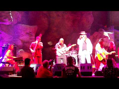 The Jimmie Van Zant Band at Mohegan Sun (7.1.09)