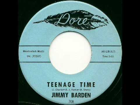 JIMMY BERDEN-TEENAGE TIME(DORE 708).wmv